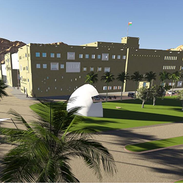 150 Beds General Hospital, Oman
