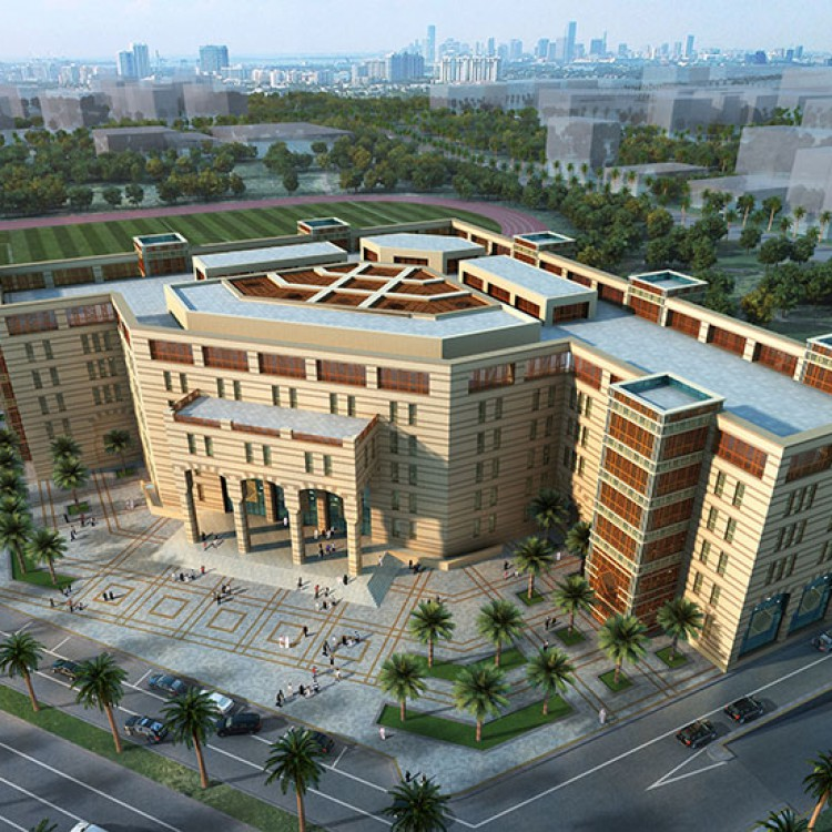 Al Azhar Library, Egypt