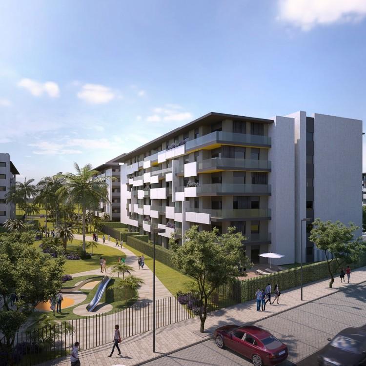 Al Burooj Residential Development, UAE