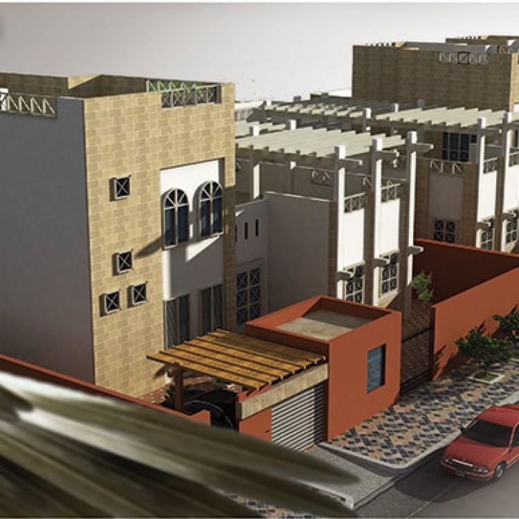 Al Dorra 200 Residential Units, KSA