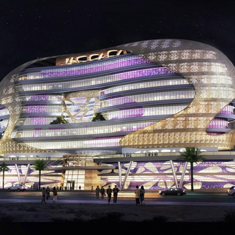 Al Hitmi Plaza Office Building, Qatar