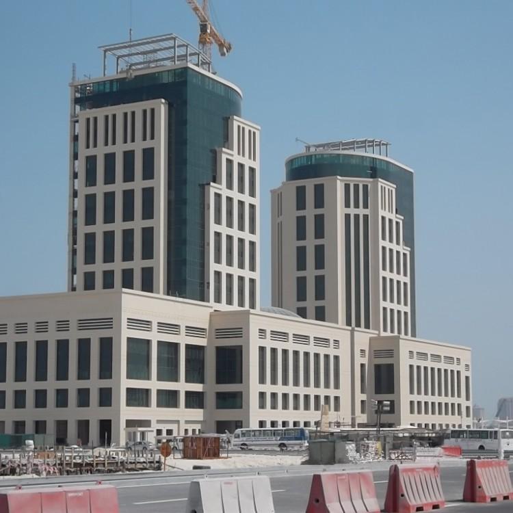 Al Jasrah Twin Towers, Qatar
