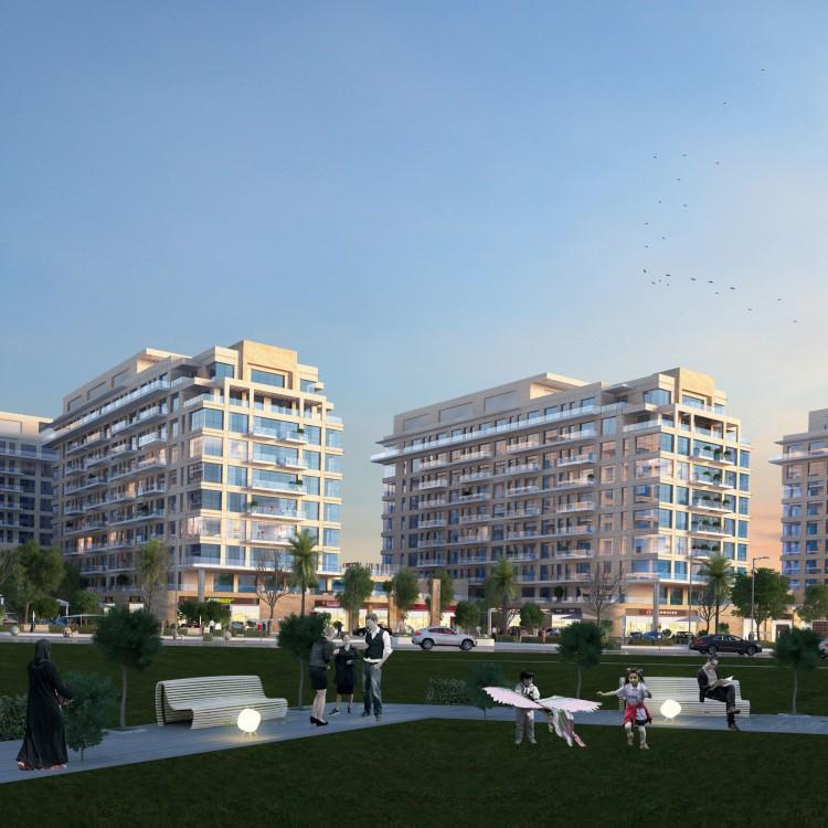 Al Marief Residential Development, UAE