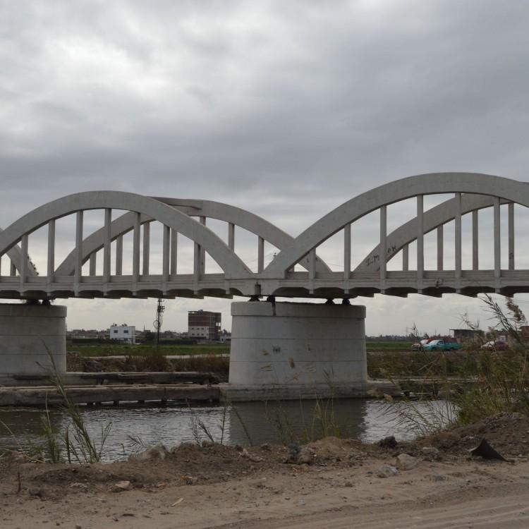 Al Nubareya Bridge, Egypt