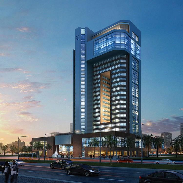 Al Shall Tower, Qatar