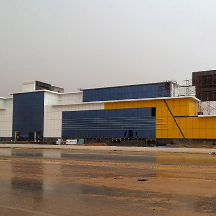 Al Shamla Press Printing Building, KSA