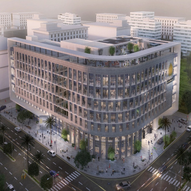 Arab International Bank HQ, New Administrative Capital, Egypt