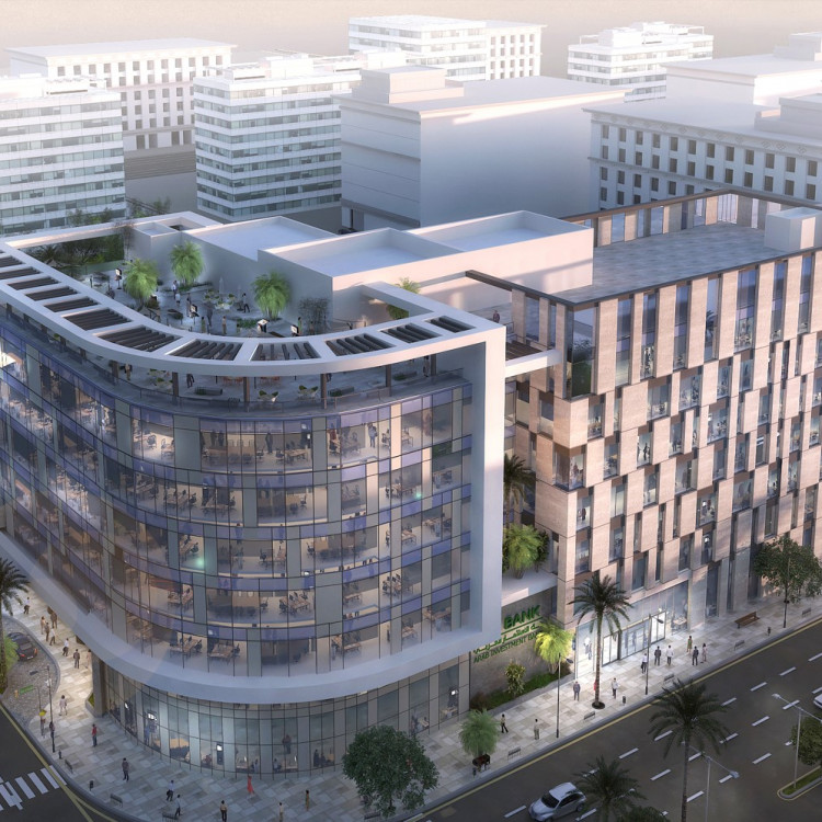 Arab Investment Bank HQ, New Administrative Capital, Egypt