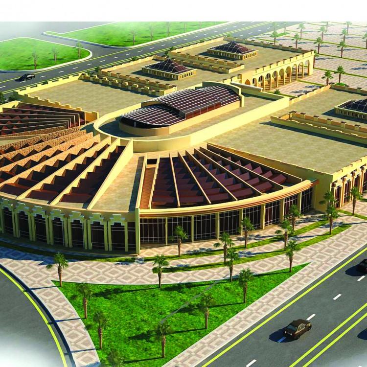 Arraar Border Terminal, Iraq Borders,  KSA