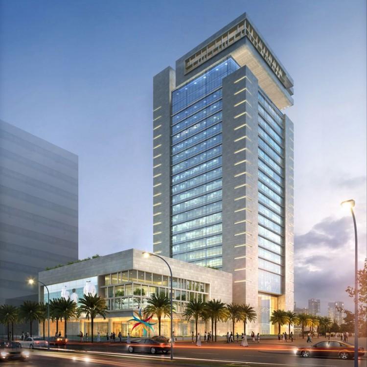 Barwa Bank Headqaurters, Qatar