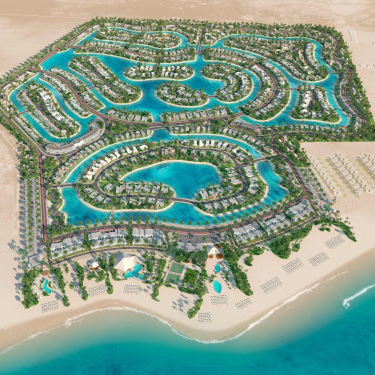 BO-Island, Egypt
