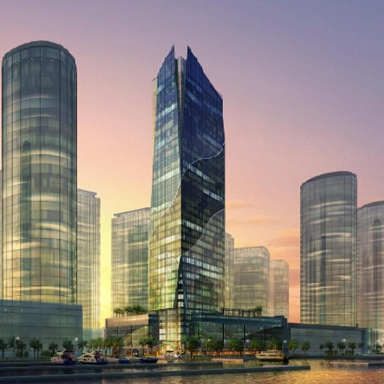 Dubai Maritime City Office Towers, UAE