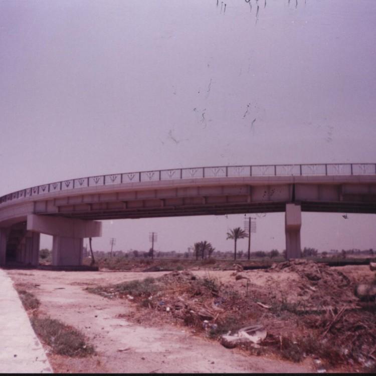 El-Gamaleya - San el Hagar Road and Bridges, Egypt