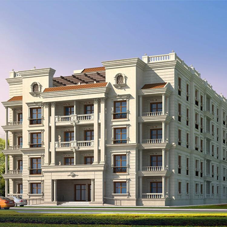 Fox Hills  A37- Al Hitmi Residential Bldg, Qatar
