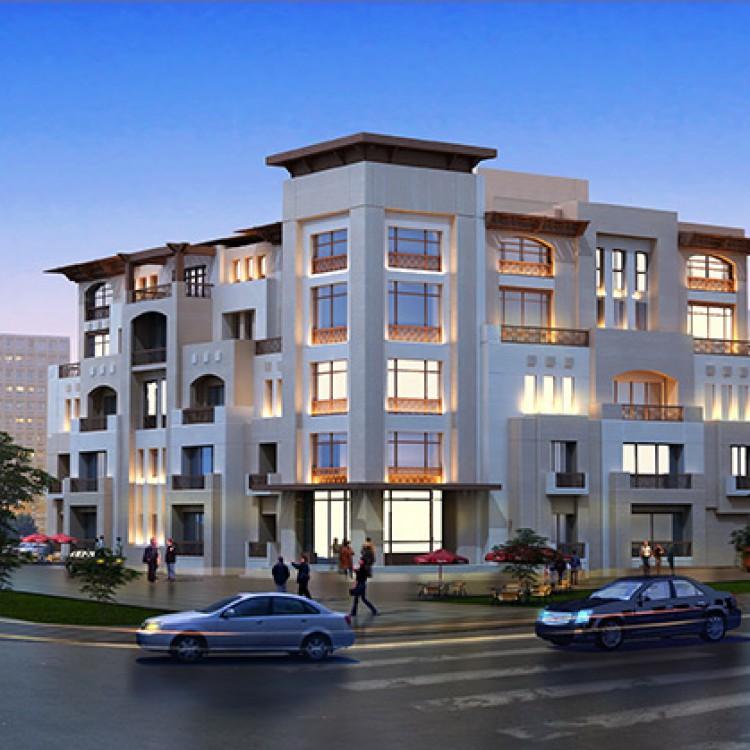 Fox Hills A20 La Paloma, Ali Darwish, Qatar