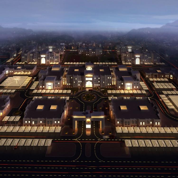 General Guards Complex, Qatar