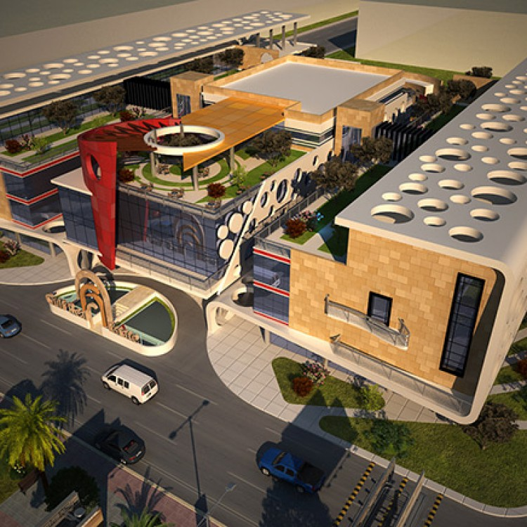 Gulf Compund Khaleej Real Estate, KSA