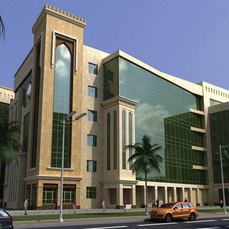 Hammad Medical Corporation Administrative Building, Qatar