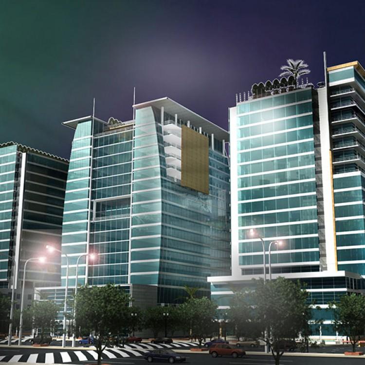 International Media Production Zone, Dubai