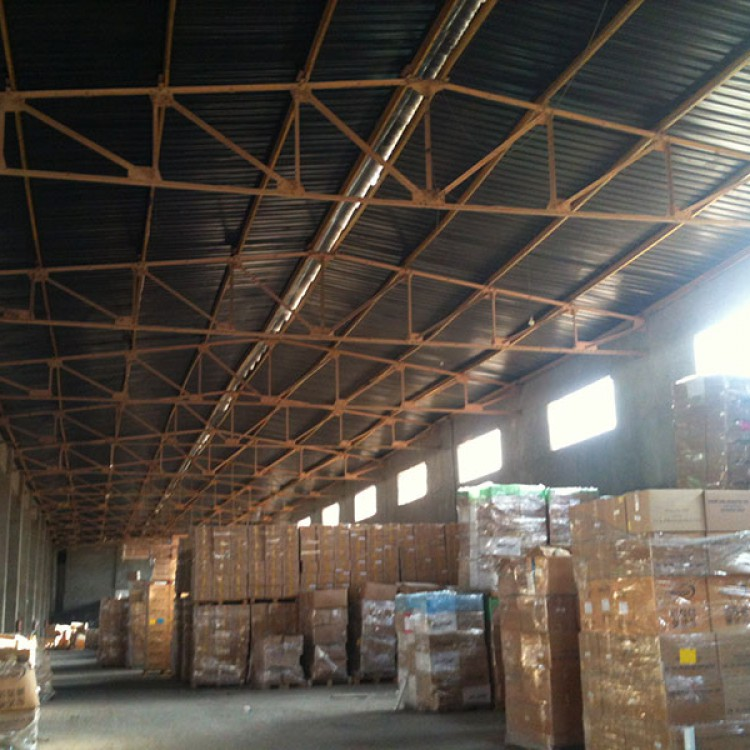 Johnson Warehouse, Egypt