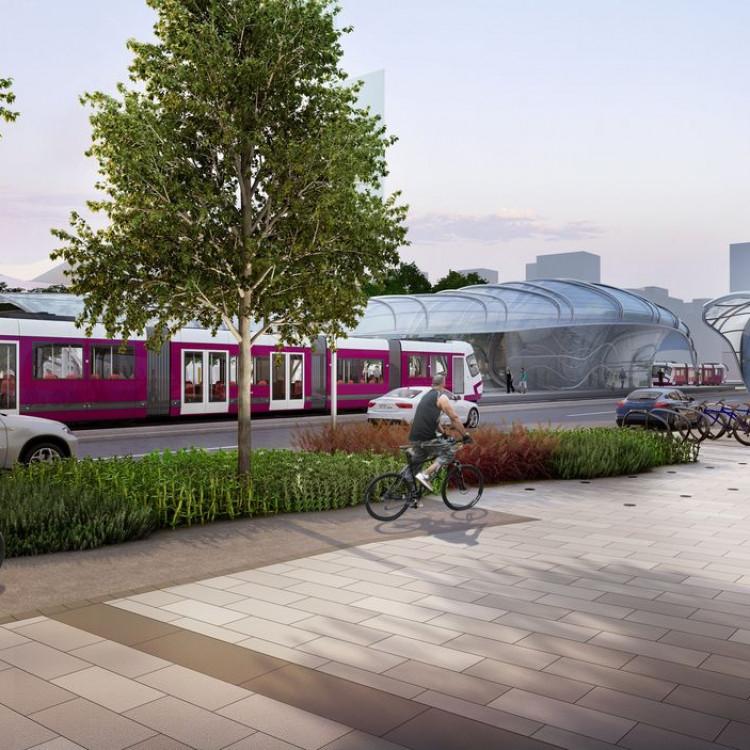 Lusail Light Rail Transit, Qatar