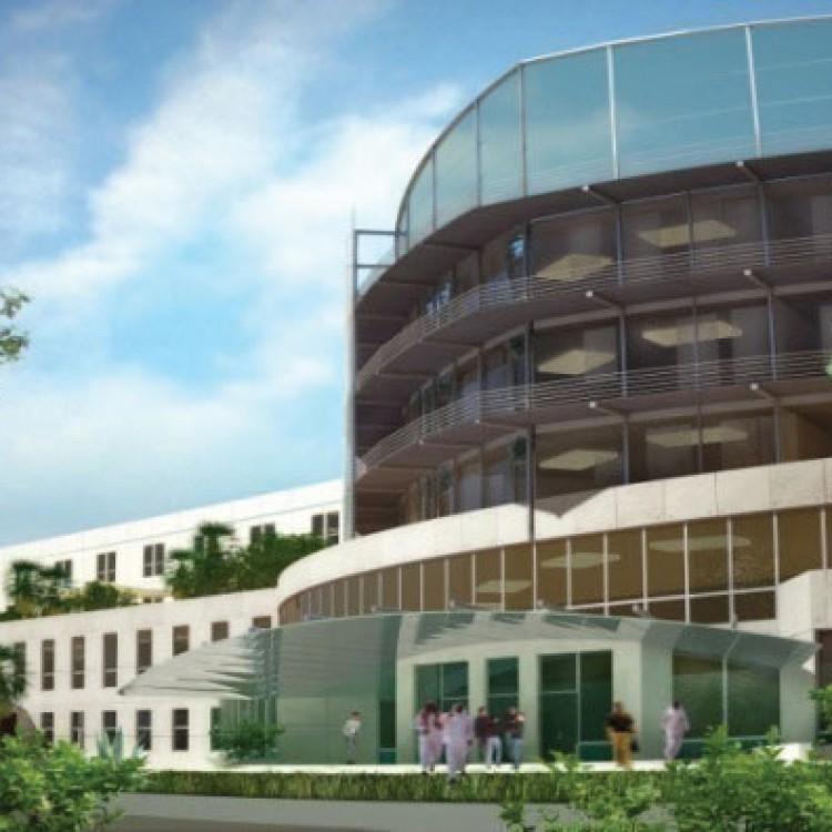 Madinat Zayed Hospital, UAE