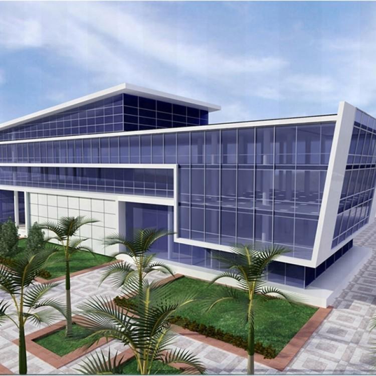 Medhat Khalil Office Building, Egypt
