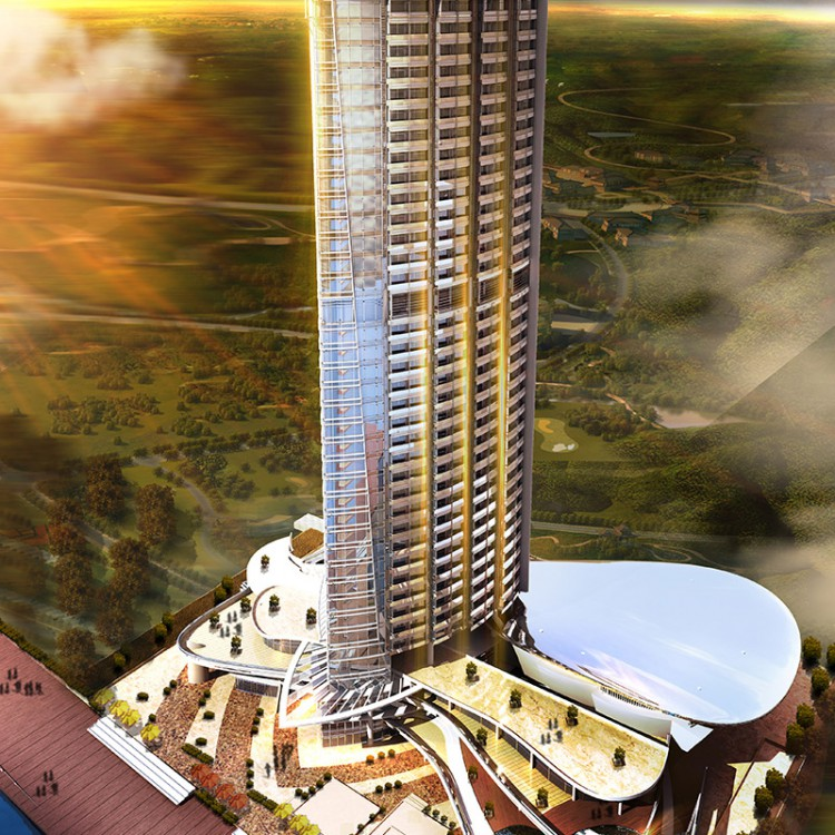 Mix 11 Tower, Qatar