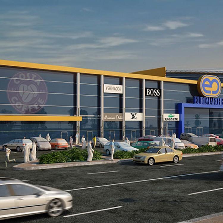 New Euromarche, King Abdullah Street, KSA