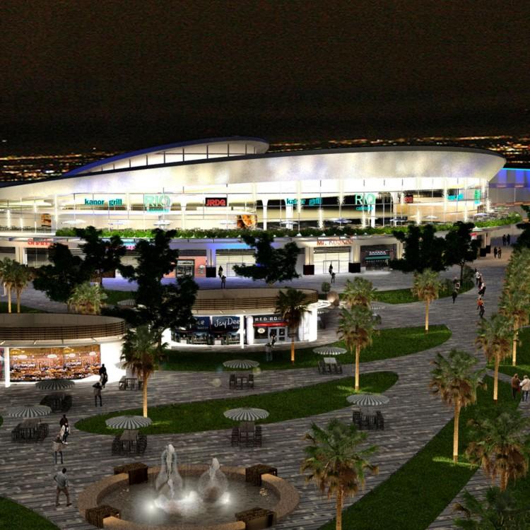 Park Mall, KSA