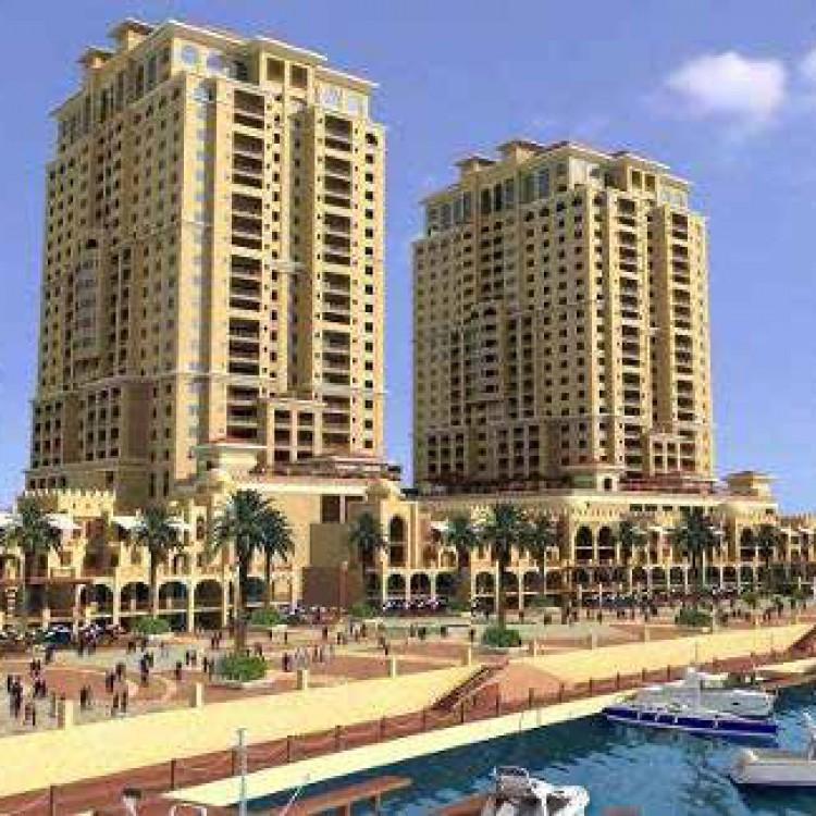 Porto Arabia Retail Tower, Qatar