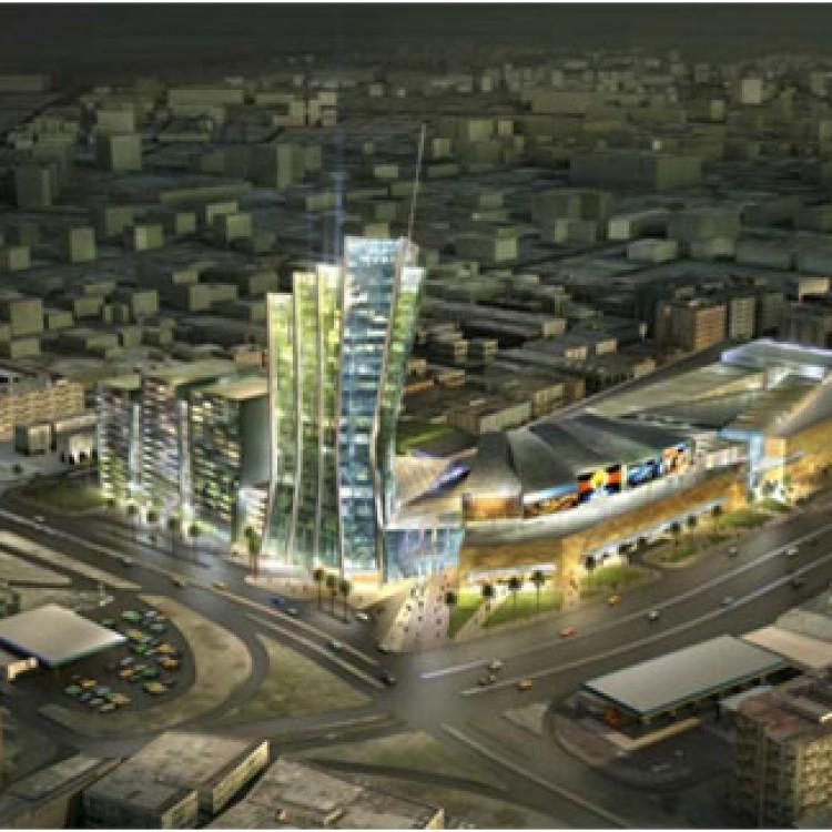 Power Center and Life Style, Barwa City, Qatar