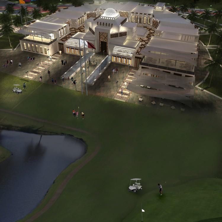 Qatar Golf Federation, Qatar