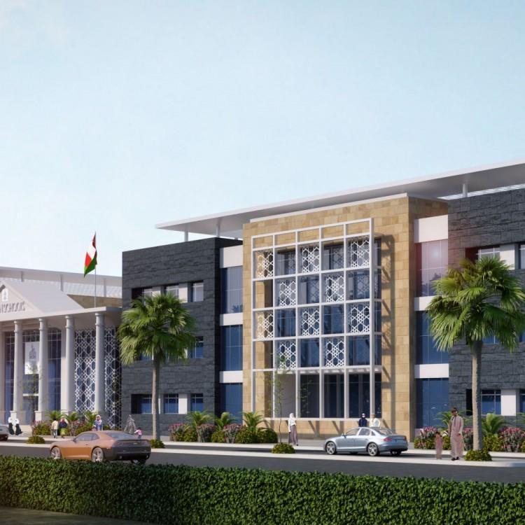 Repton School, Oman