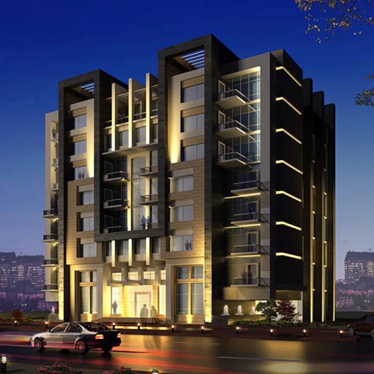 Residential Bldg, Qatar