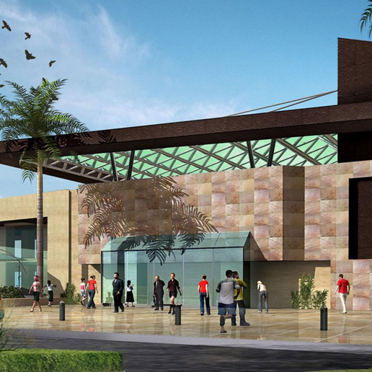 Safwa Gardens Mall, Egypt
