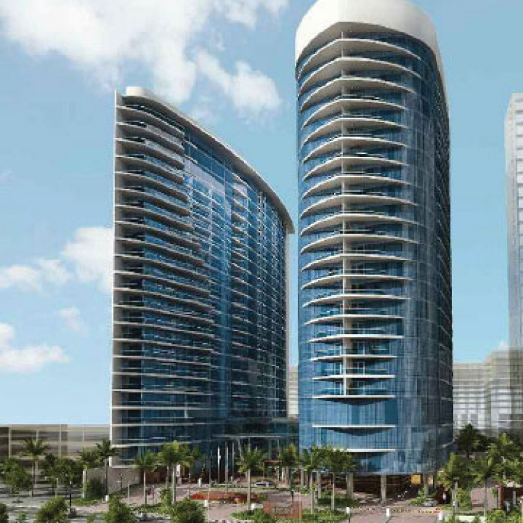 SECON Nile Towers, Egypt