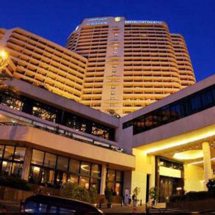 Semiramis Hotel, Egypt