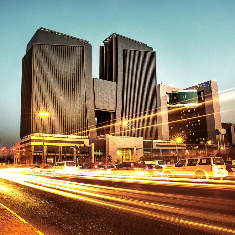 Shemoukh Twin Towers, Qatar