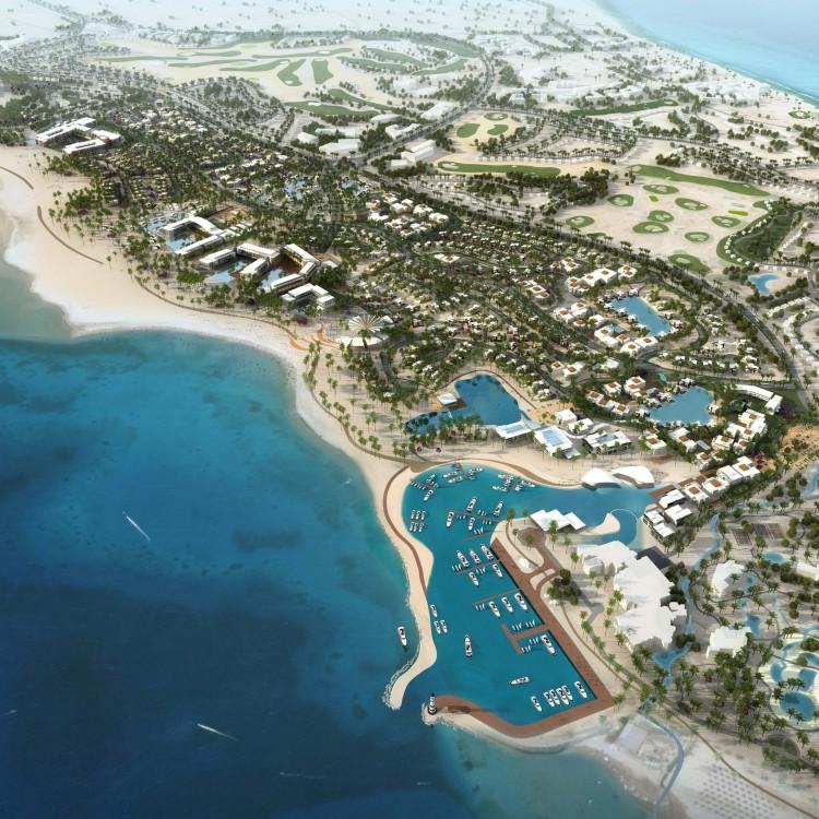 Soma Bay Development, Egypt