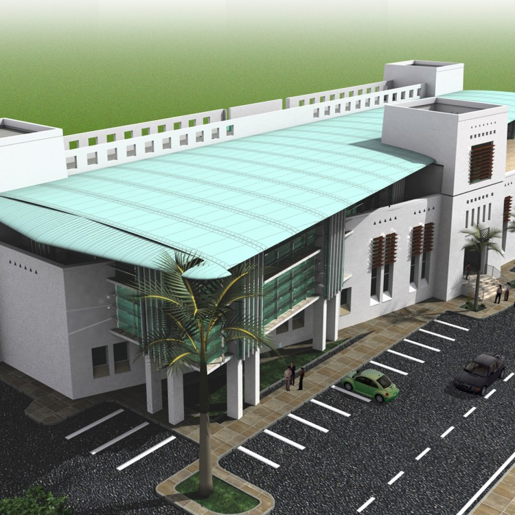 Tawam Medical City Office Building, UAE