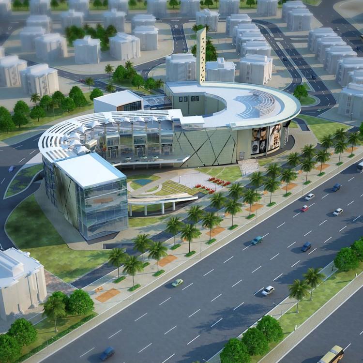 West Gate Mall, Egypt