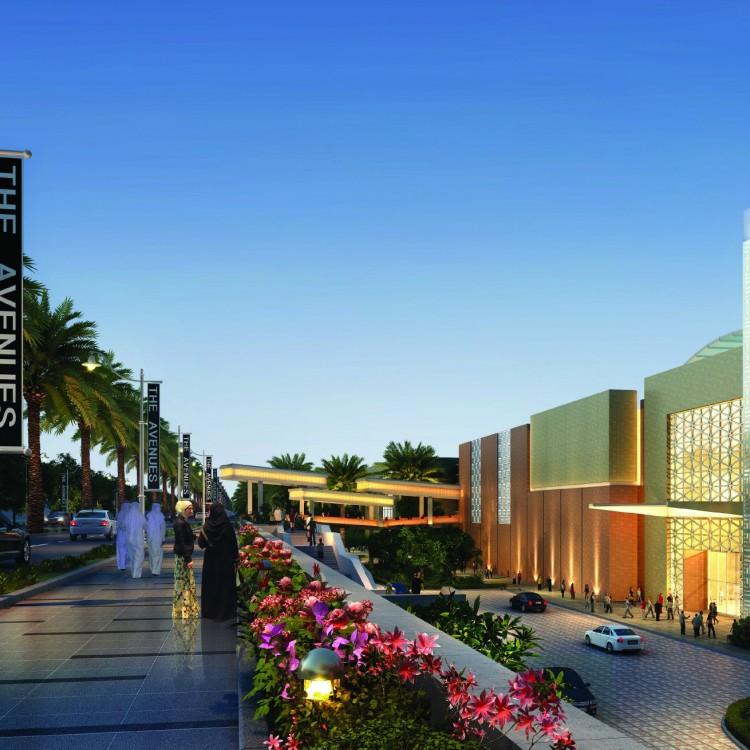 Al-Riyadh Avenues Shopping Mall, KSA