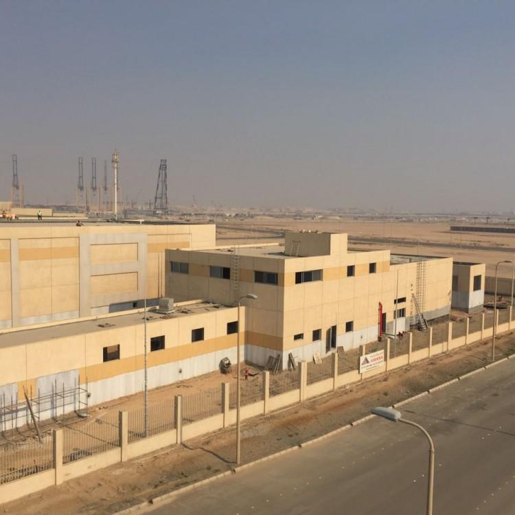 Al Shamla Pharmaceutical Factory, KSA
