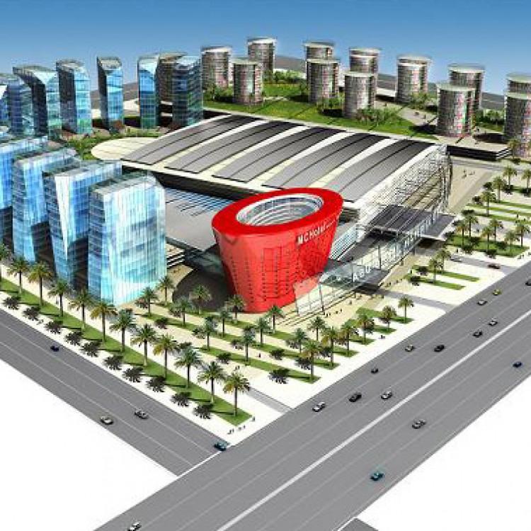 Building Material City, UAE