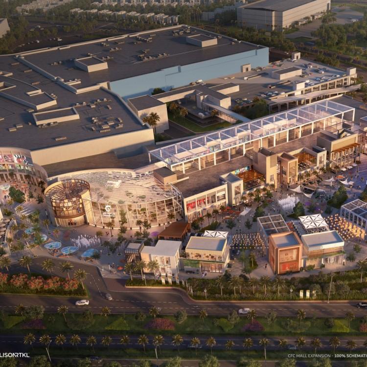 Cairo Festival City Mall Expansion, Egypt