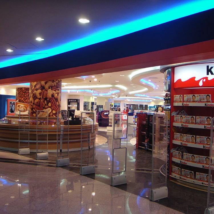 Duty Free Shops, Egypt Air, Egypt