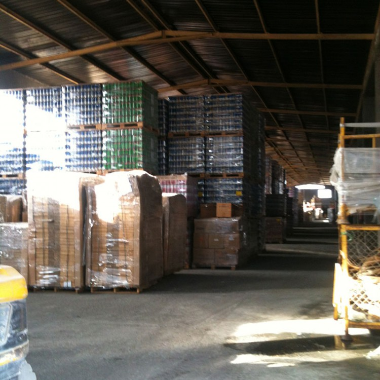 Johnson Warehouse, Egypt