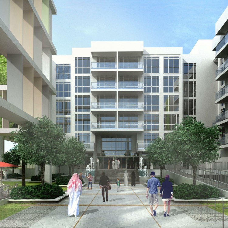 Masdar Institute Housing, UAE