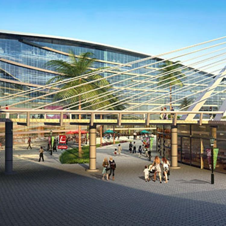 Palm Hills Mall Proposal, Egypt